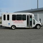 Rossville Area Transit Van