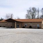 Rossville Bible Fellowship building