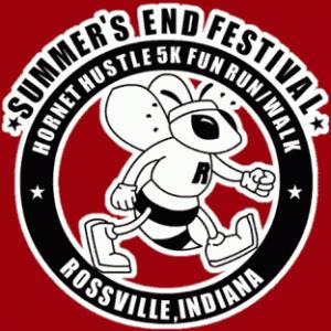 Hornet Hustle 5K Fun Run/Walk @ The Work House | Rossville | Indiana | United States