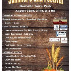 Summer's End Festival