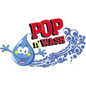 Pop n wash