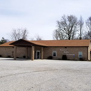 Rossville Bible Fellowship building