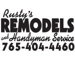 Rusty's Remodels and Handyman Service 765-404-4460
